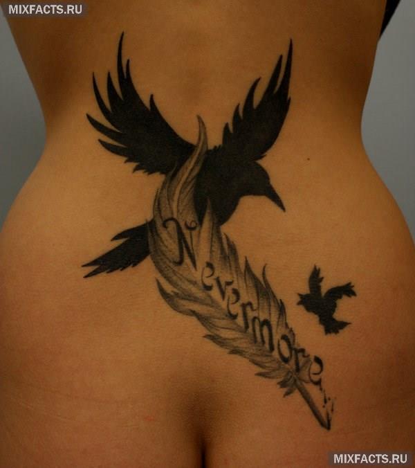 Ptaki To Symbolizm O Tatuowaniu Ptaków